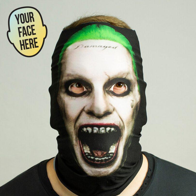 Freak Masks – Stretchy Personalised Face Masks