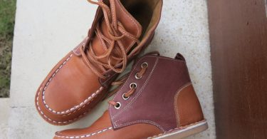 KIDS SHOES  Spencer Walker Boot/kids leather shoes/1st walker
