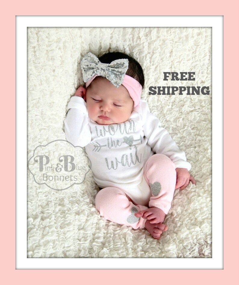 Newborn HOSPITAL Outfit newborn girl coming home outfit baby