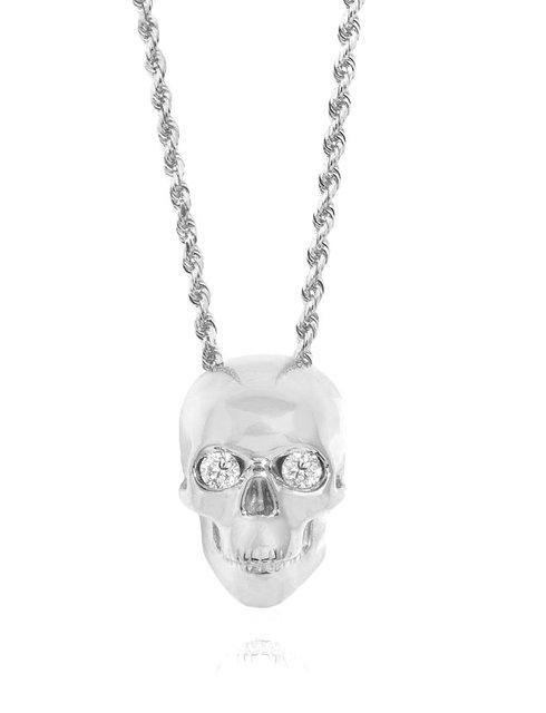 Skull Pendant     Jason of Beverly Hills