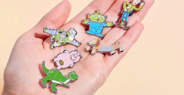 Toy Story Enamel Pins