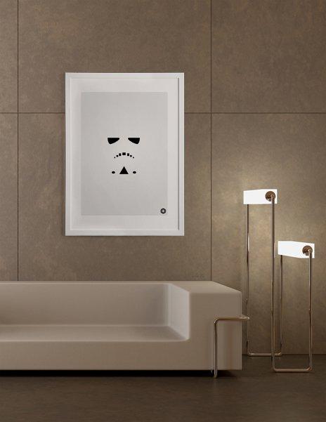 Trooper, Fine Art Print by Thx
