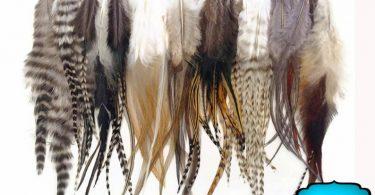 Wholesale Feathers 100 Pieces  Wholesale NATURAL TONE Short