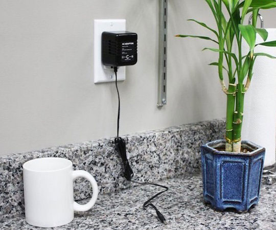 AC Adapter Hidden Spy Camera