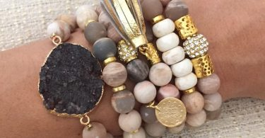 Beaded Bracelet Stack  Choose individually or choose entire