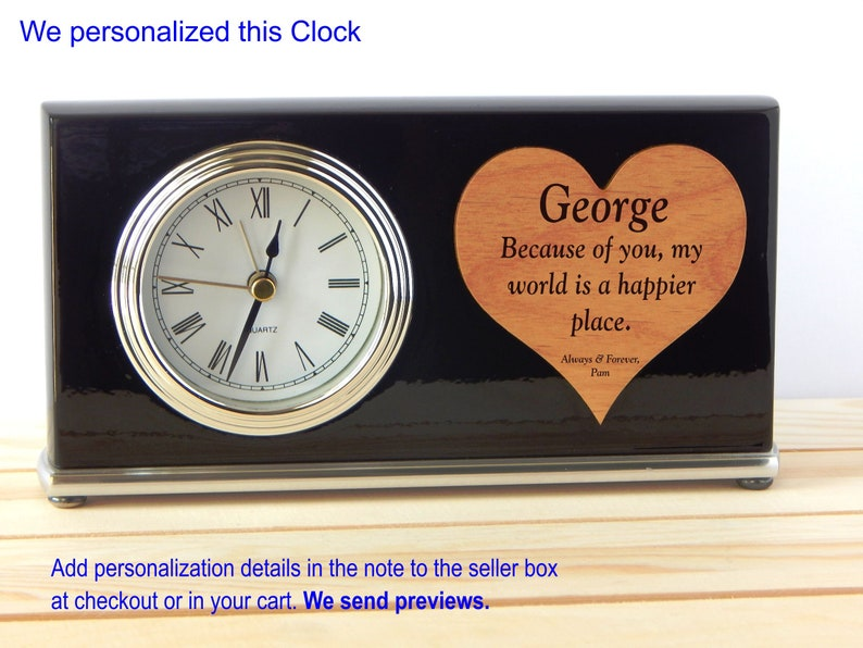 Boyfriend Gift  Gifts for Husband from Wife  Personalized