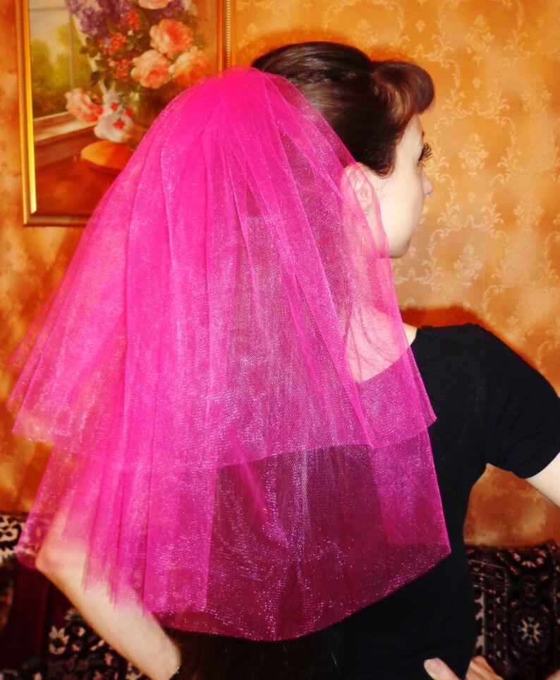 Brautschleier f?r einen Junggesellenabschied Henne-Partei