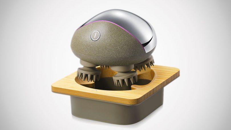 Breo Scalp Mini Waterproof Head Massager