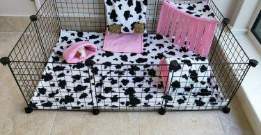 C&C waterproof fleece cage liner set