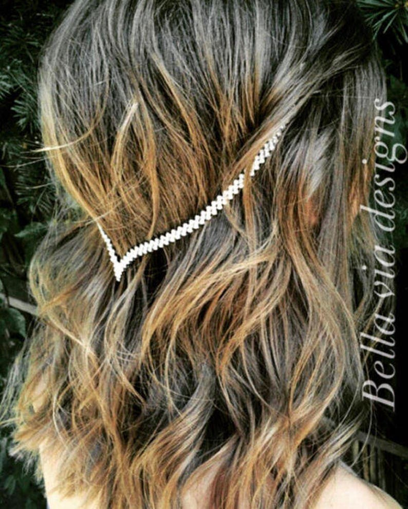 Clip-In Hair Jewelry Delicate Hair Chain Accessory Tribal