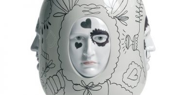 Conversation Vase II