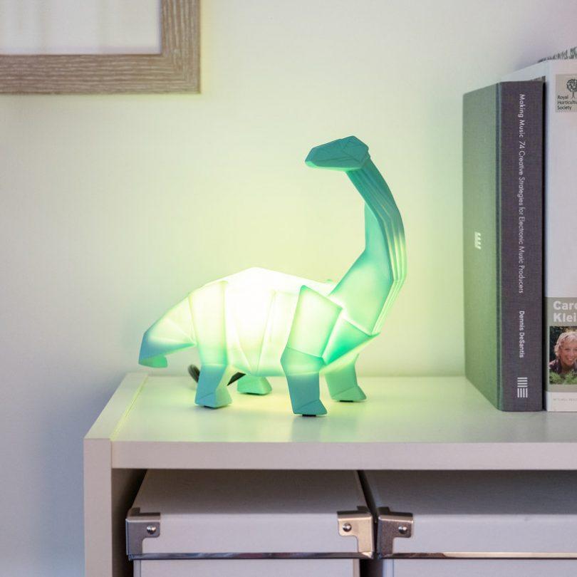Diplodocus Dinosaur Lamp