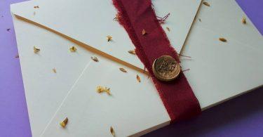 Envelopes for invitations ivory envelopes wedding envelopes
