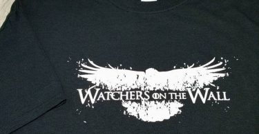 Game Of Thrones T shirt  Watchers On The Wall  Game Of