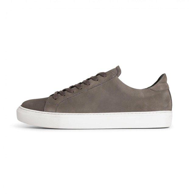 Garment Project Type Grey Nubuck Sneakers