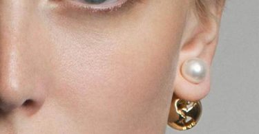 Globe Pearl Earrings
