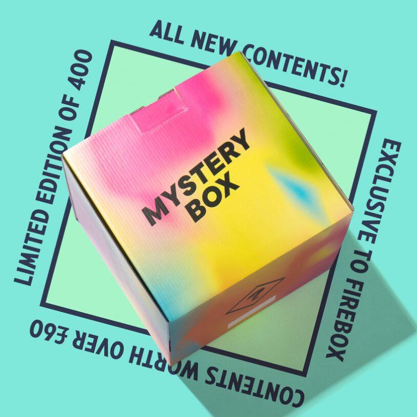 Isolation Mystery Box