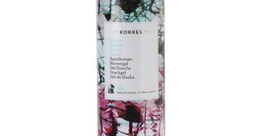 Korres Natural Jasmine Shower Gel