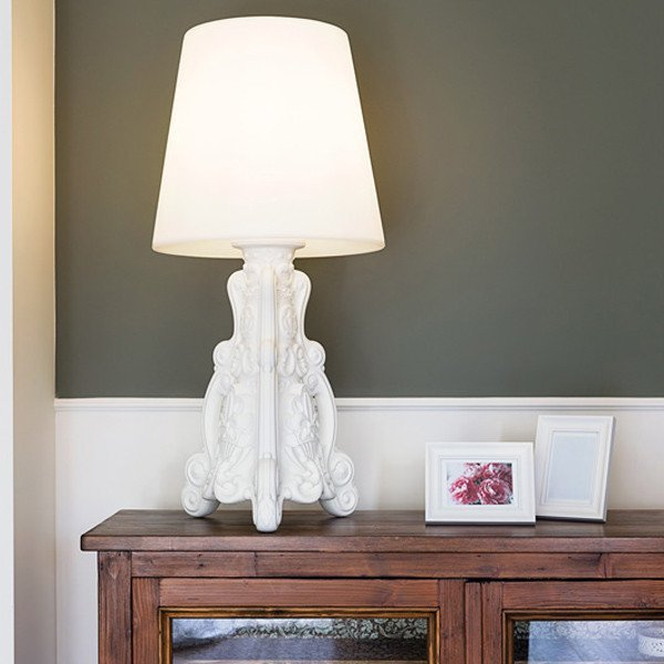 Lady of Love Table Lamp by Slide