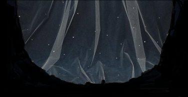 Light Scatter Crystal Rhinestone  Wedding Veil  Fingertip