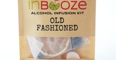 Old Fashioned Cocktail Kit to Infuse Whiskey or Brandy by