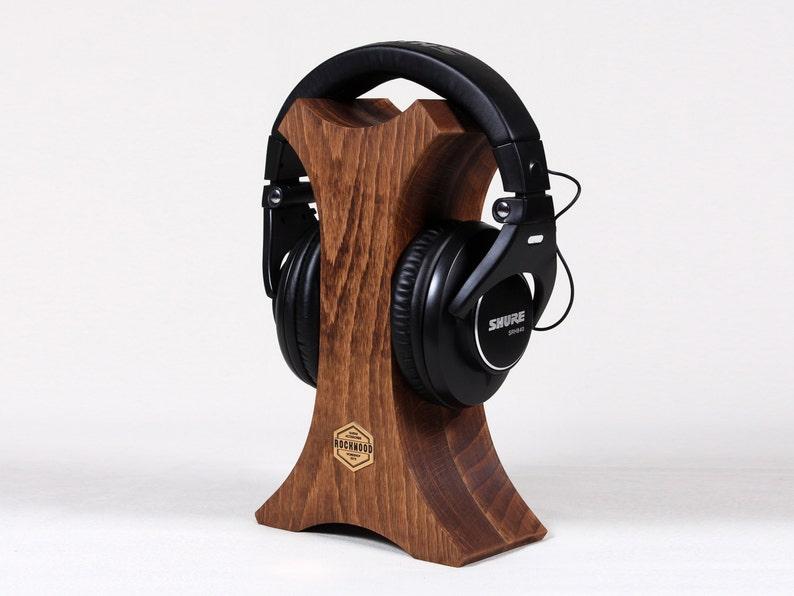 STARE-CUT  Headphones stand