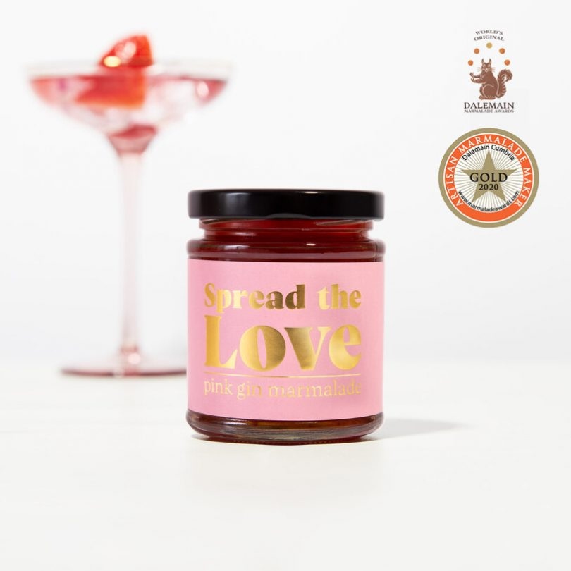 Spread The Love – Spreadable Pink Gin