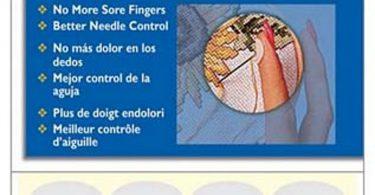 Thimble Pads Finger Thimble Finger Pad  Thimble It